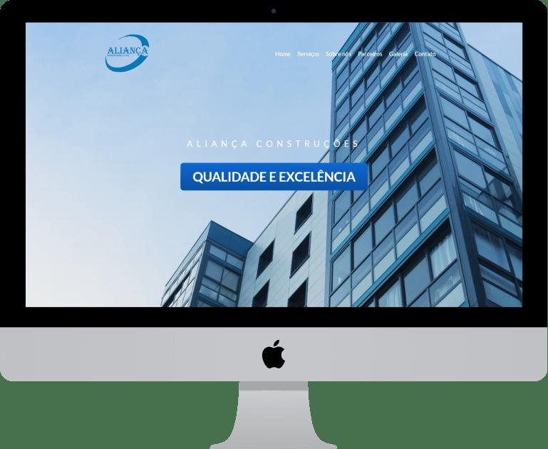 Projeto Aliança Construções